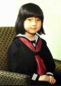 紀宮時代の黒田清子さん