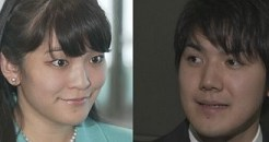 眞子さまと小室圭氏