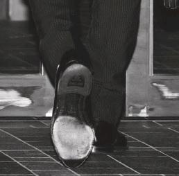 小室圭氏の靴