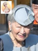 皇后さま大丈夫?