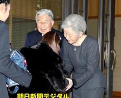 天皇皇后来日中のタイの王女と昼食その2