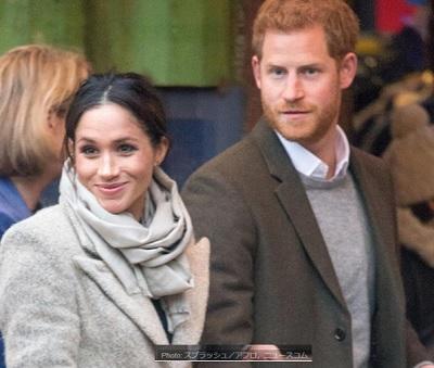 ヘンリー王子とメーガンマークル