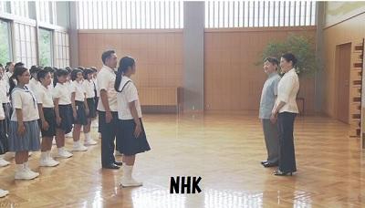 皇太子と雅子さま沖縄豆記者と面談