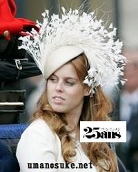 2007年ベアトリス王女エリザベス女王誕生日