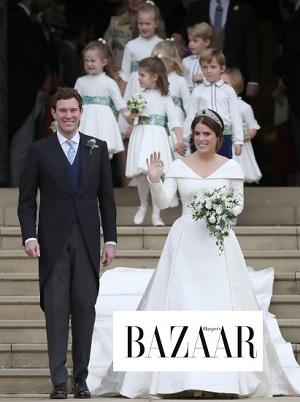 ユージェニー王女結婚式