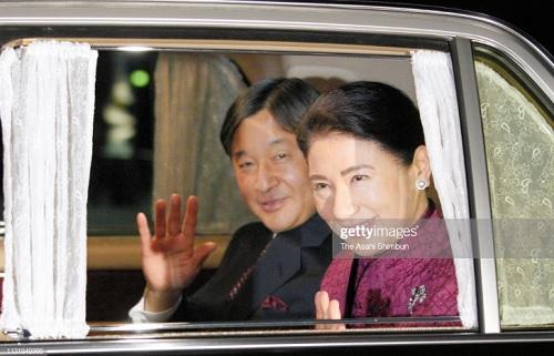 天皇在位30周年記念晩餐会皇太子、雅子さま