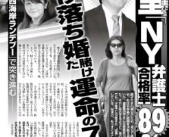 小室圭NY州弁護士試験