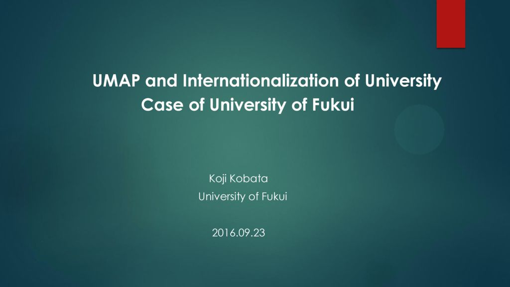 thumbnail of umap-and-internationalization-of-univeristy-case-of-university-of-fukui