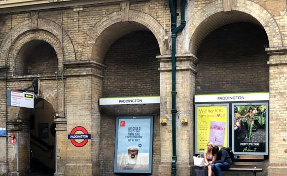 metro curiosidade Londres