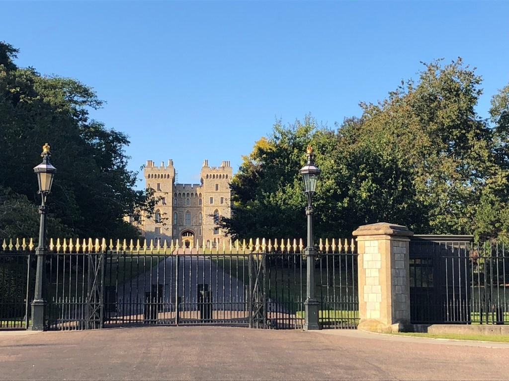 Castelo de Windsor e arredores