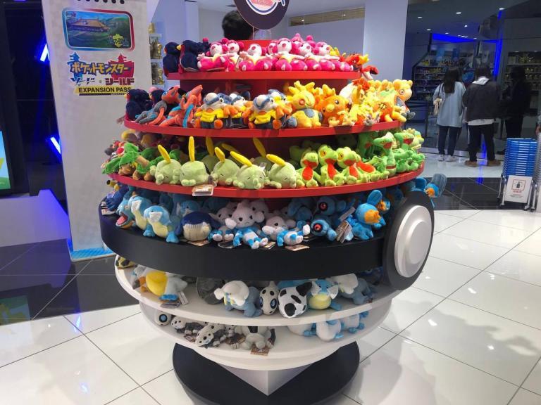 Pokemon Center 日本現貨產品代購服務