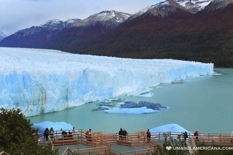 Como conhecer o Glaciar Perito Moreno em El Calafate, Patagônia argentina