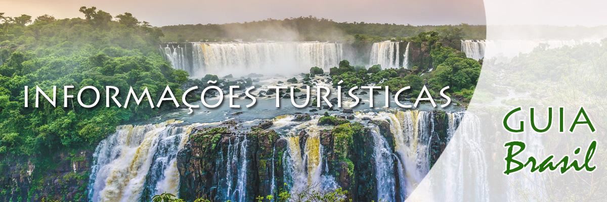 Guia de viagem do Brasil - Informações, dicas e destinos em um guia online, interativo e gratuito!