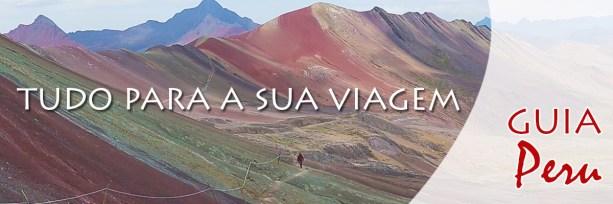 Guia de viagem do Peru - Informações, dicas e destinos em um guia online, interativo e gratuito!