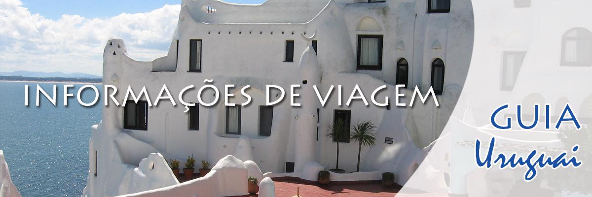 Guia de viagem do Uruguai - Informações, dicas e destinos em um guia online, interativo e gratuito!