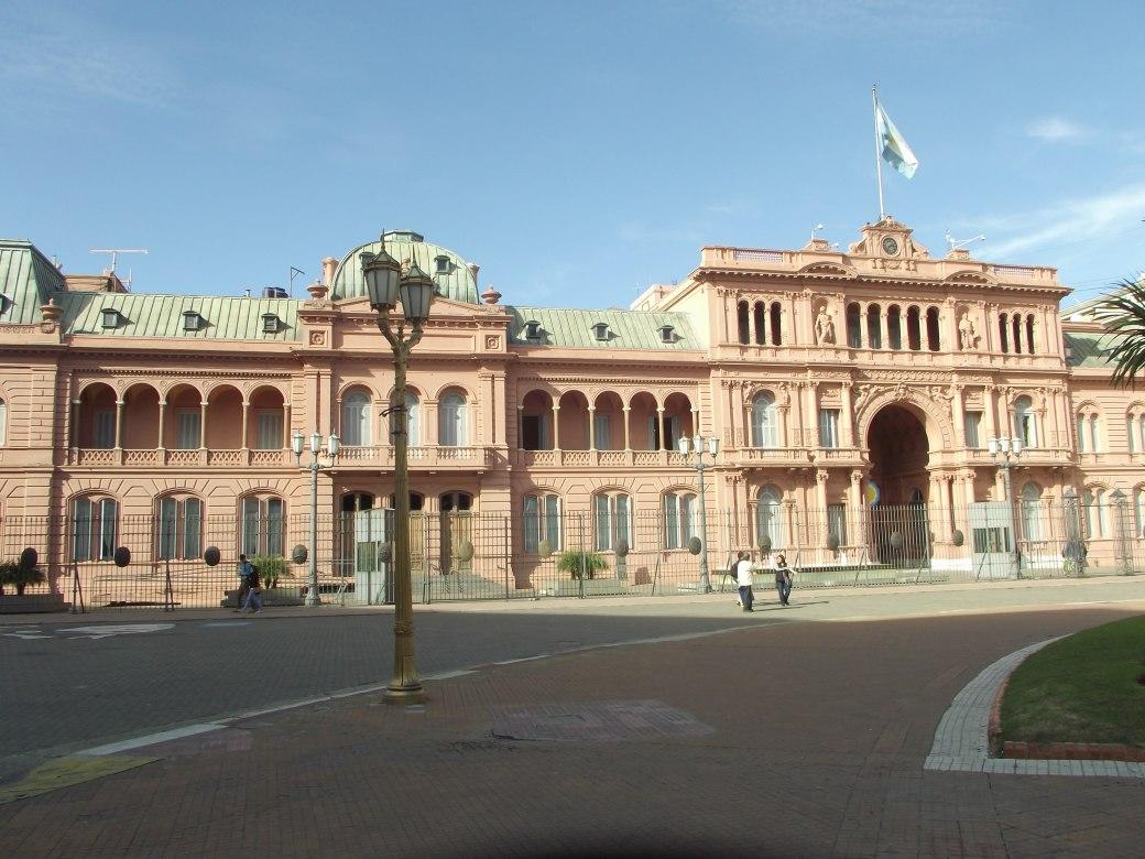 Buenos Aires mês a mês