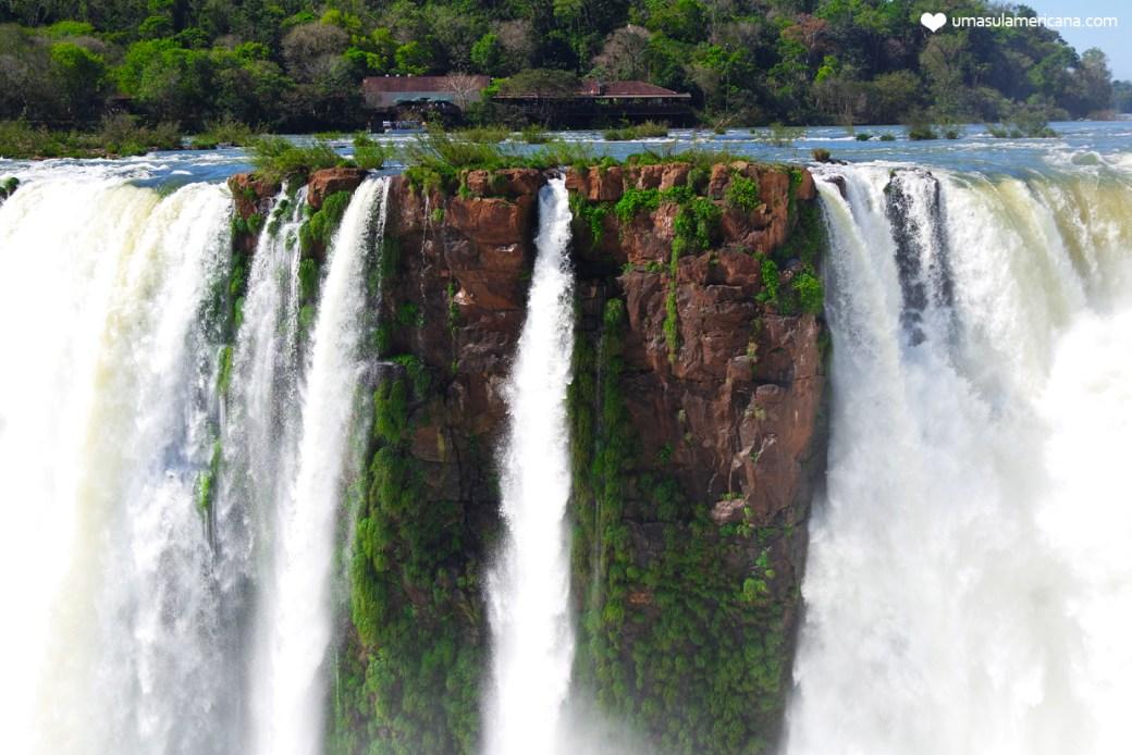Roteiro Brasil, Argentina e Paraguai