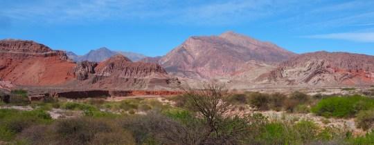 Cafayate, noroeste argentino