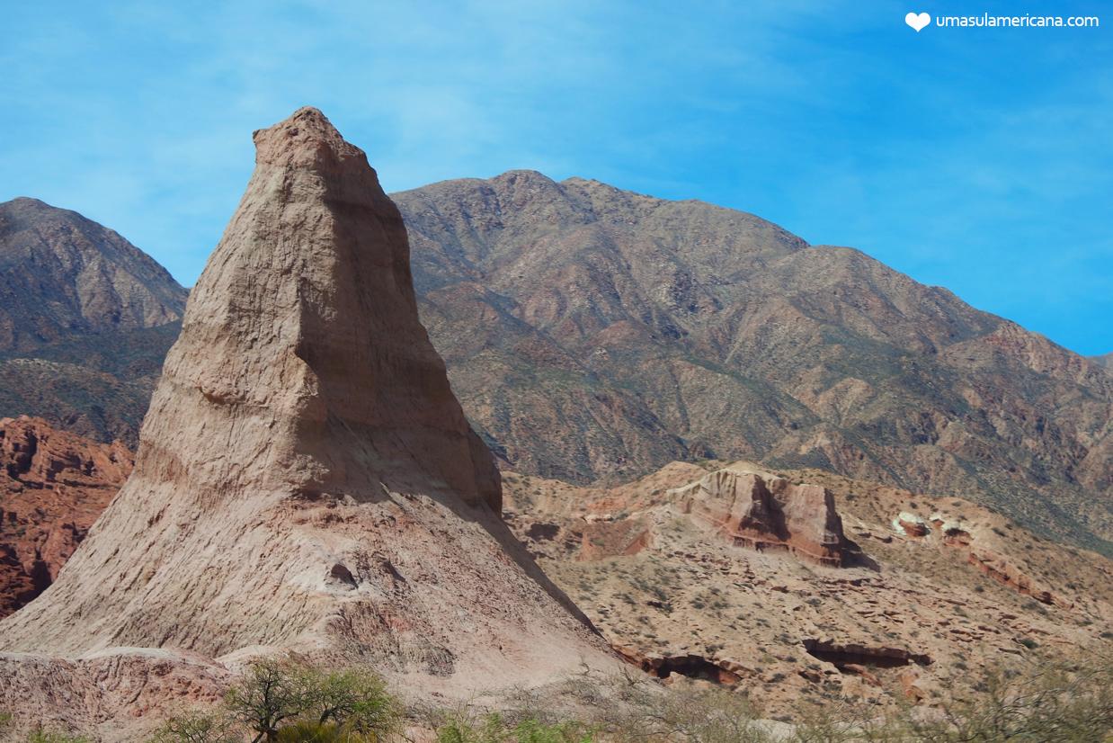 Quebrada de las Conchas - Roteiro pelo Norte da Argentina - Salta e Jujuy