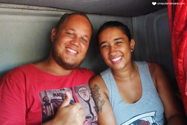 Carona no Brasil