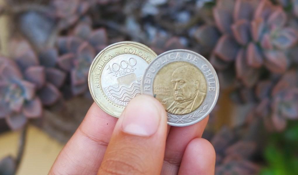 Que moeda levar para viajar pela América do Sul
