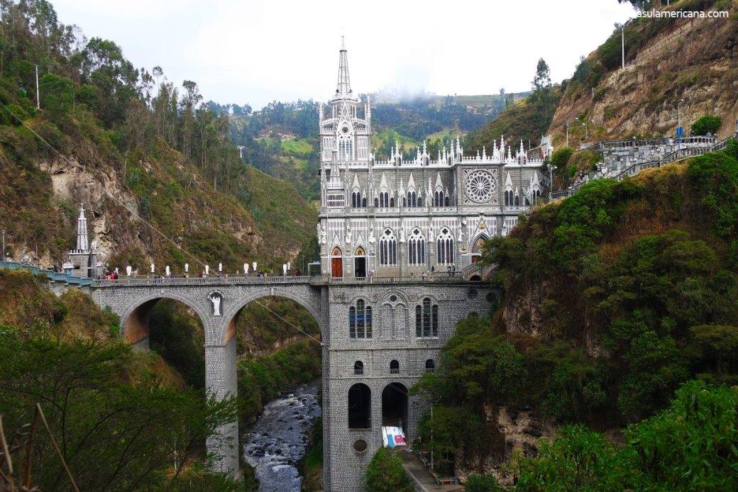 Las Lajas - Motivos para viajar pela América do Sul