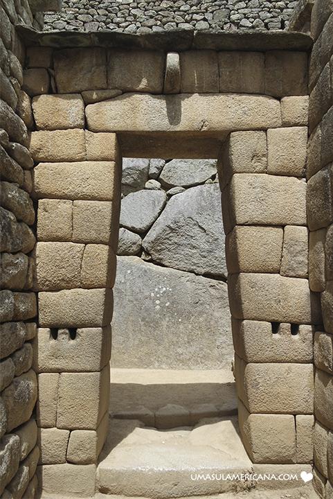 A engenharia e arquitetura de Machu Picchu - Peru 13
