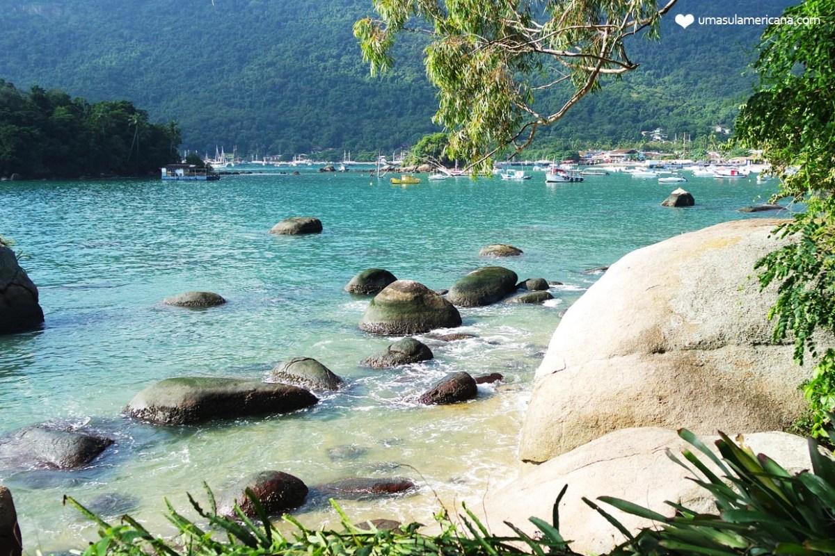 Ilha Grande no Feriado com R$500 - Trilha na Vila do Abraão