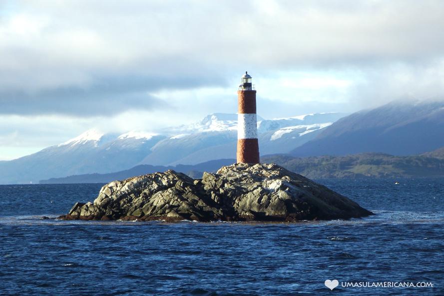 Farol do Fim do Mundo - Canal de Beagle (Ushuaia - Patagônia argentina) - Destinos para viajar no outono