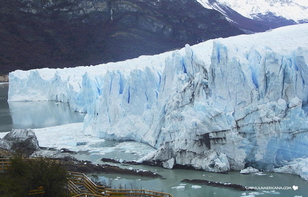 Minitrekking no Perito Moreno em El Calafate-Patagonia Argentina