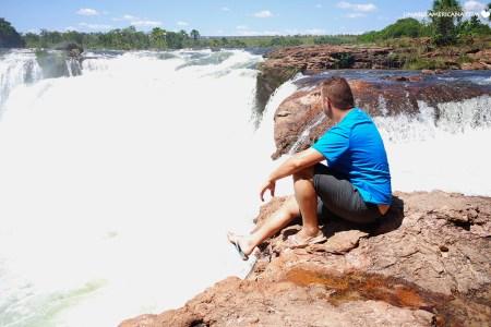 Jalapão por conta própria - perguntas e respostas - Cachoeira da Velha