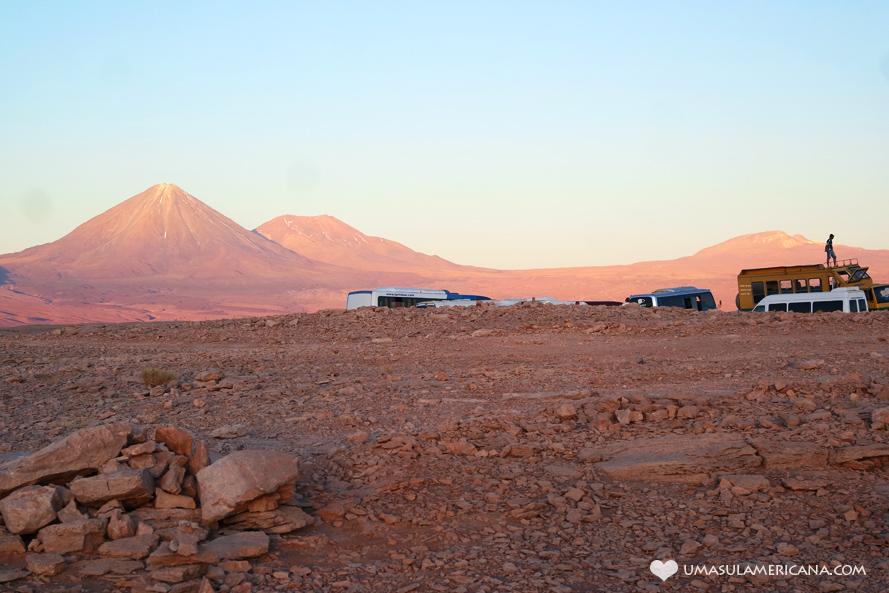 Opções do roteiro Peru, Bolívia e Chile (10, 15, 20, 25 e 30 dias) Valle de la Luna - Atacama