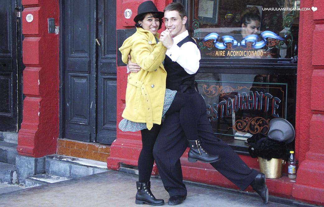 Buenos Aires - Tango no Caminito