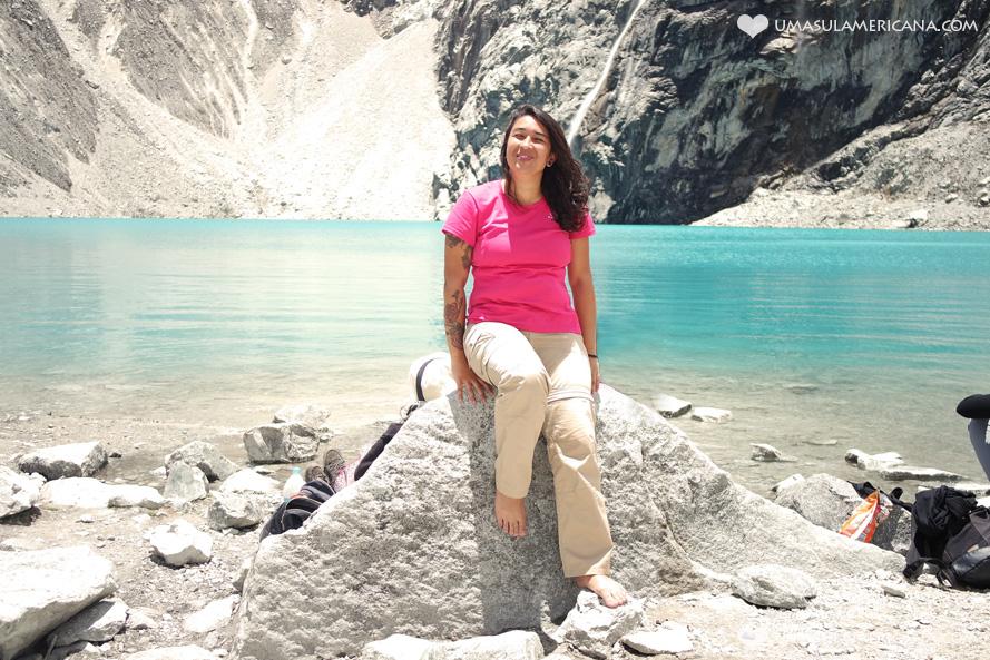 Trilha da Laguna 69 - Relato de como é a trilha em Huaraz, Peru