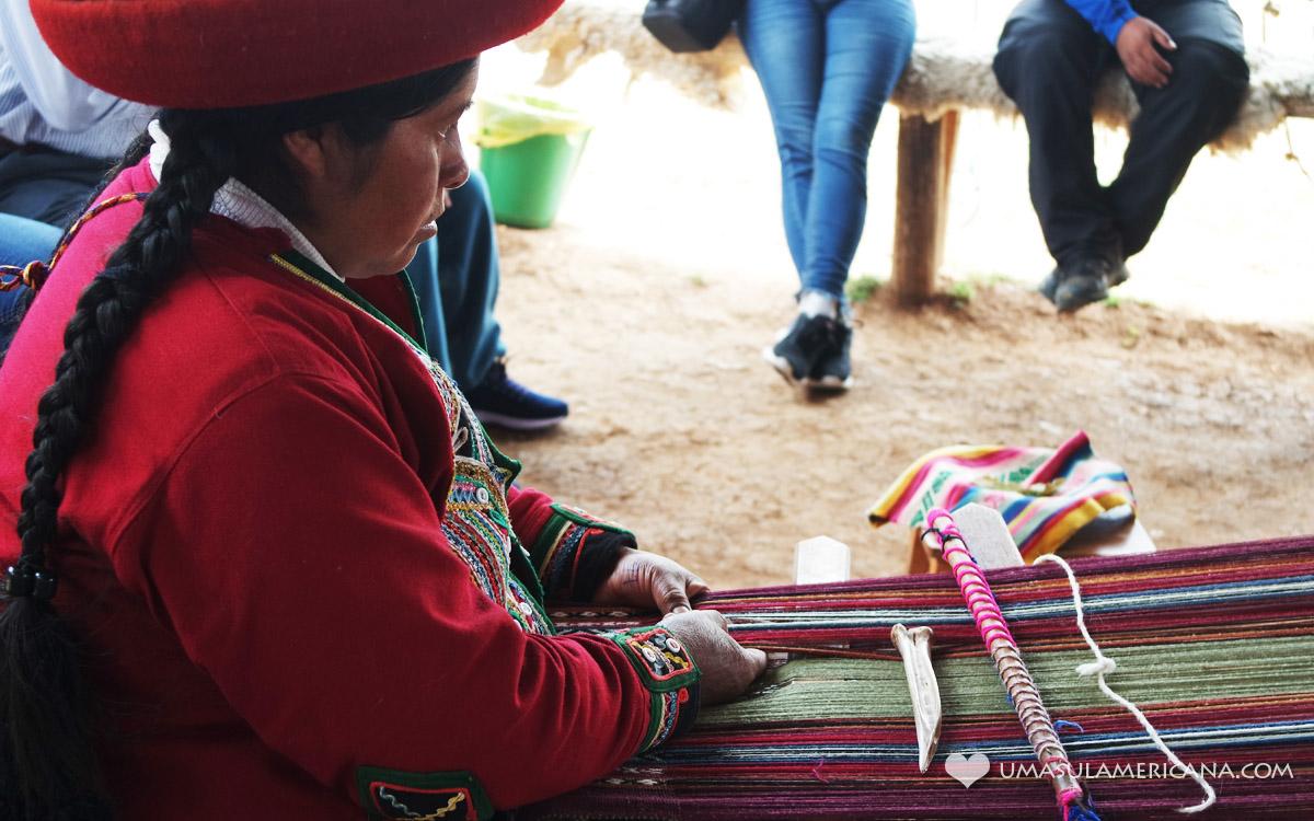 Chinchero - Vale Sagrado dos Incas - Peru