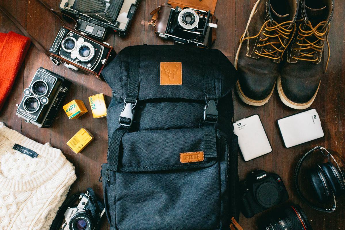 74678bdd4 Como arrumar a mochila de viagem de forma leve e funcional de até 10kg