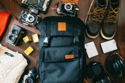 Como arrumar a mochila de viagem com menos de 10 kg