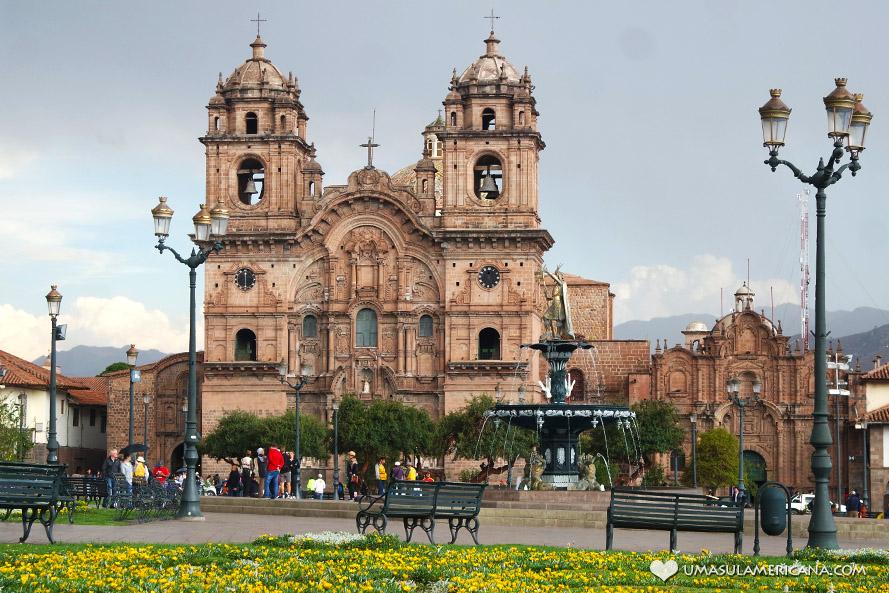 Cusco Vale sagrado Peru
