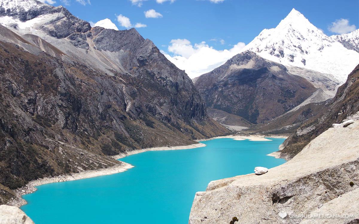 Laguna Parón | O que fazer em Huaraz - Veja os principais passeios de Huaraz, no norte do Peru | Uma Sul Americana