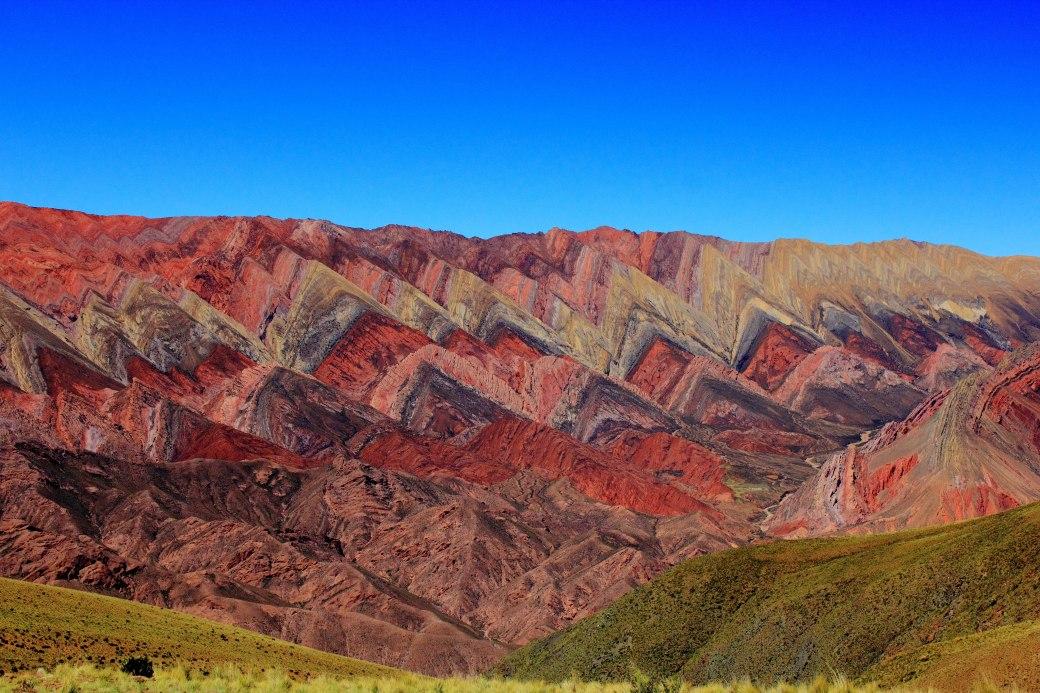 Hornocal - Roteiro pelo norte da Argentina - Salta e Jujuy