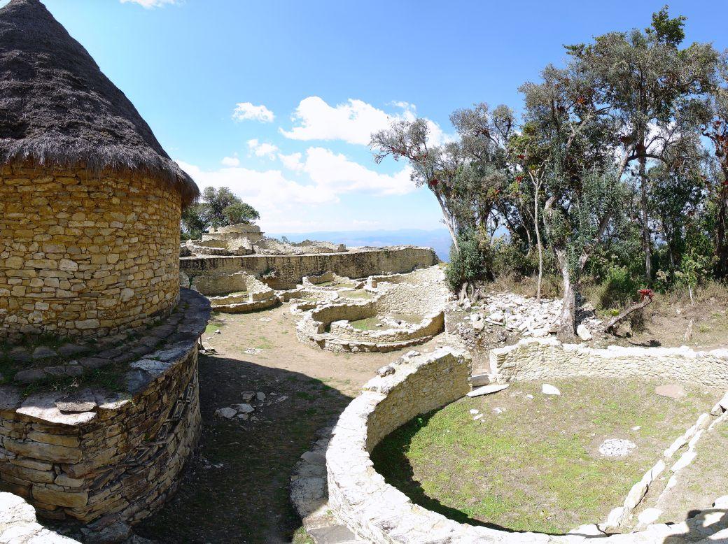 Kuelap - Trekkings no Peru - 15 caminhadas de norte a sul