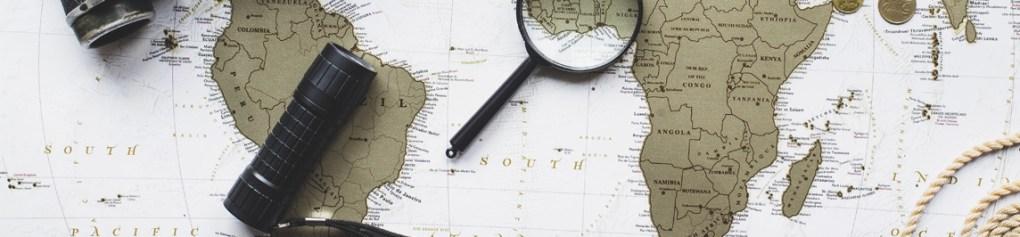 Planejamento de viagem pela América do Sul