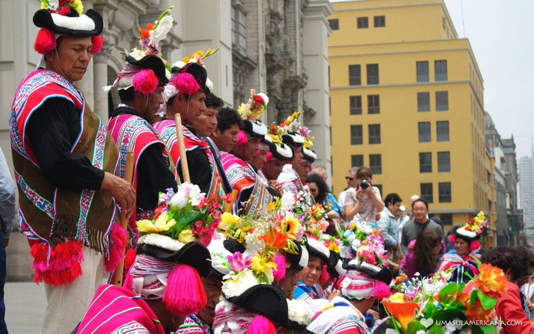 Plaza de Armas de Lima - Um dia em Lima - Roteiro pelo centro histórico