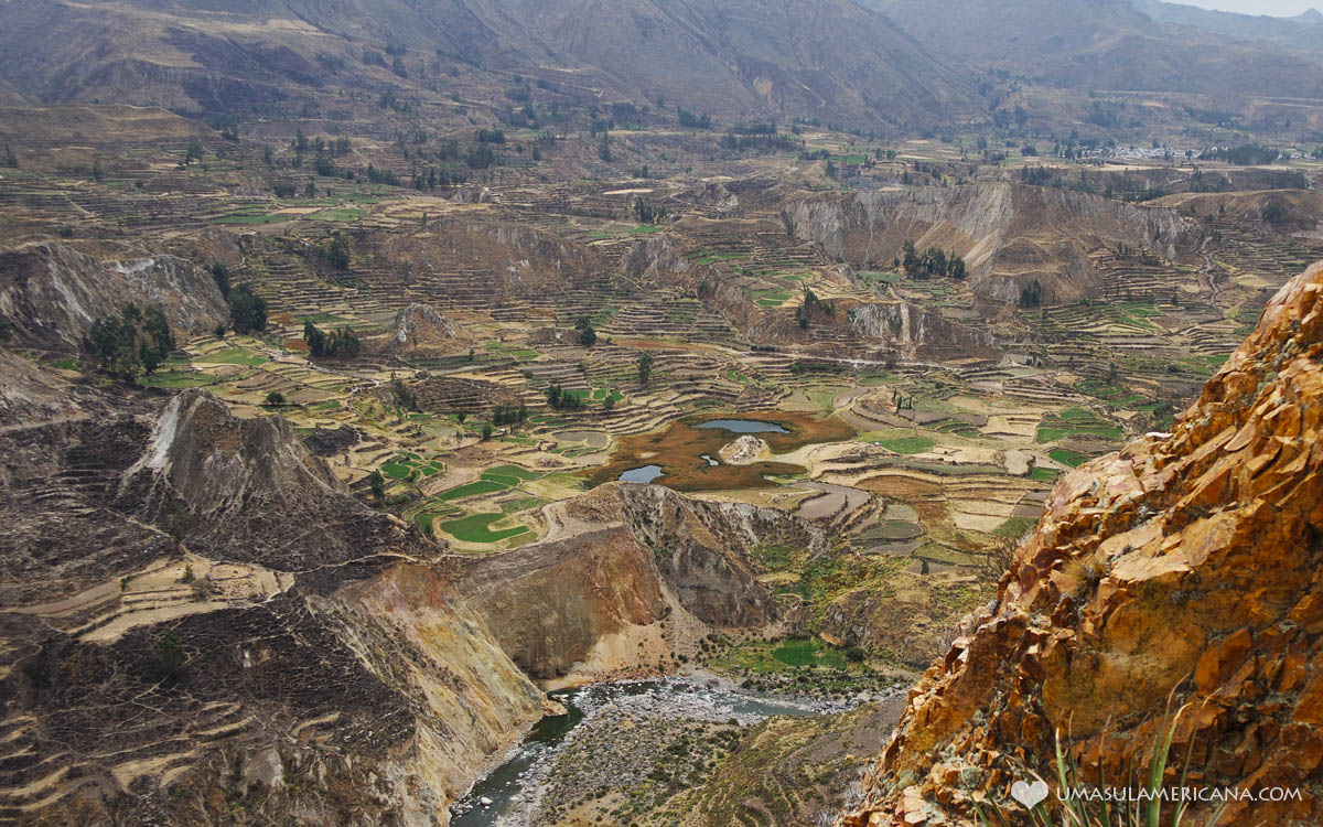 Um dos maiores cânions do mundo! Conheça o Cânion do Colca e o Vale do Colca, em Arequipa, sul do Peru