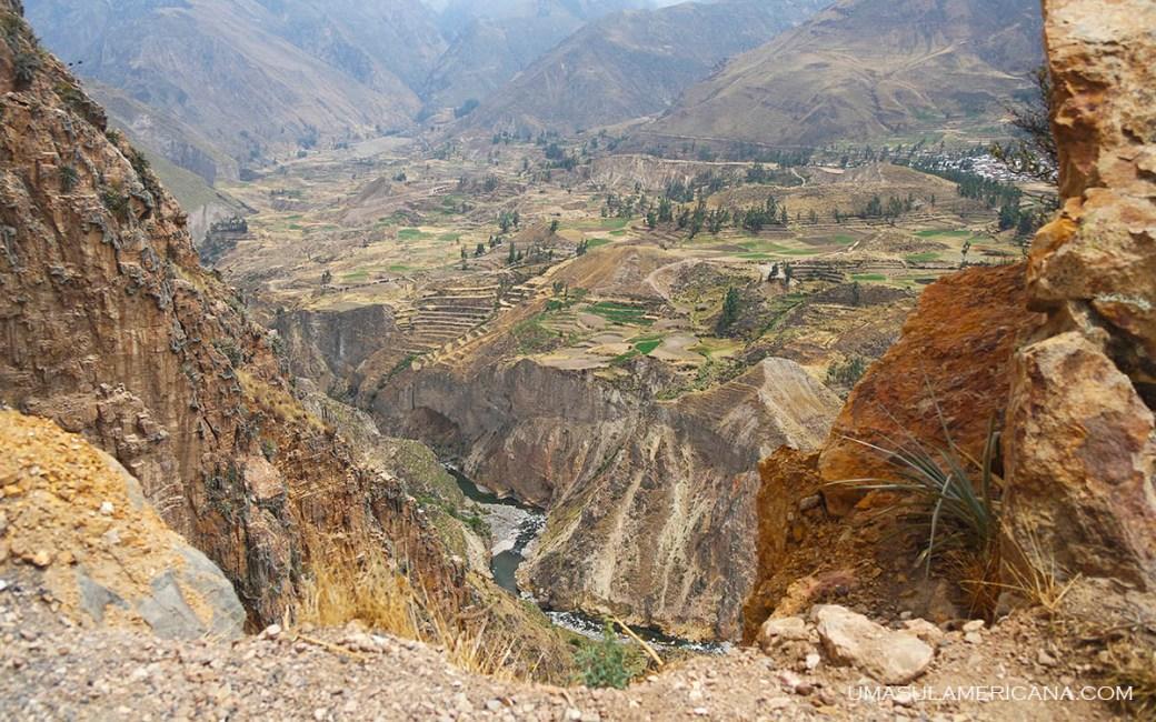Trekking Vale del Colca - Trekkings no Peru - 15 caminhadas de norte a sul