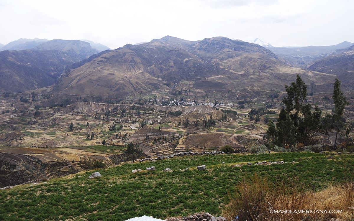 Valle del Colca - Full day Canion del Colca - Passeio de 1 dia perto de Arequipa