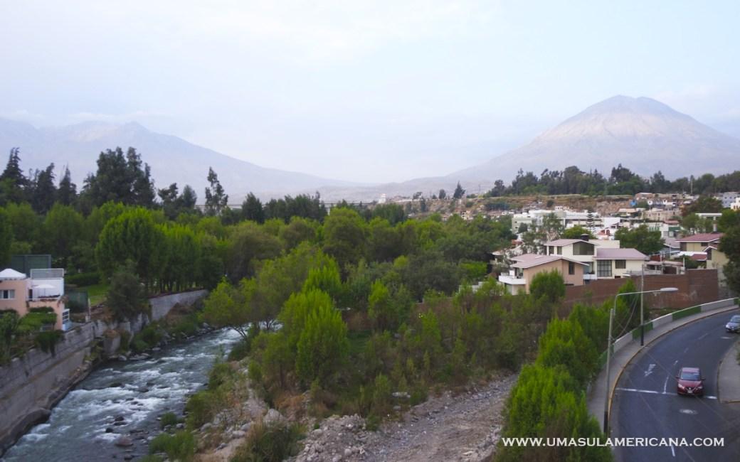 Mirantes em Arequipa