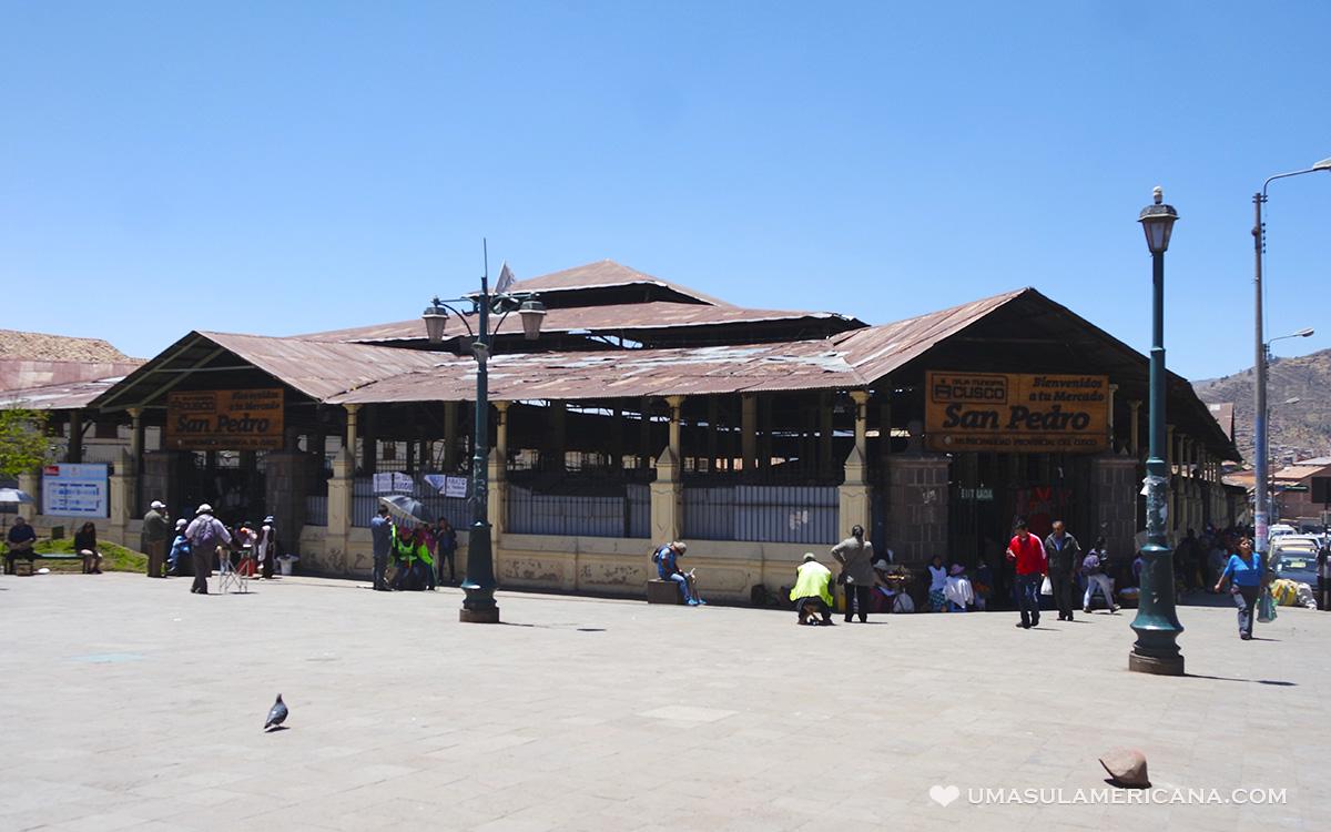 Mercado San Pedro - O que fazer em Cusco