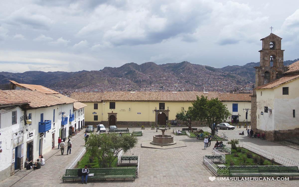 Onde se hospedar em Cusco