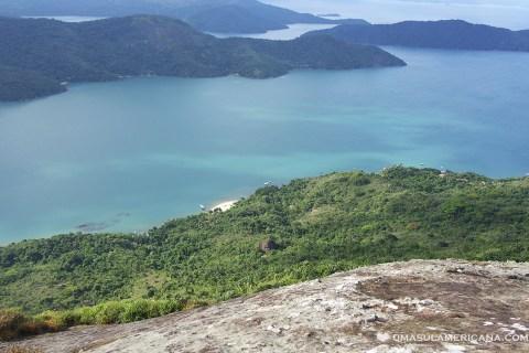 Pico do Pão de Açucar do Mamanguá - Trilha em Paraty
